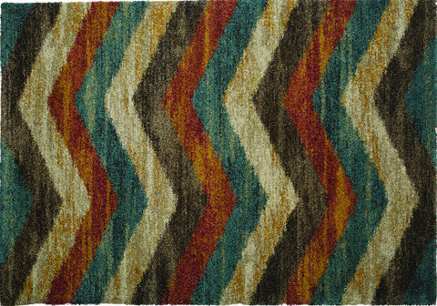 Albers Area Rug MULTI-COLOR - Apt2B - 1