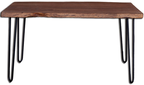 Angeles Crest Live Edge Dining Table NATURAL