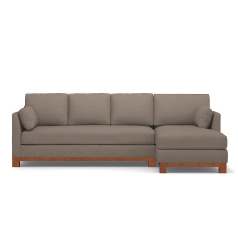 Avalon 2pc Sectional Sofa