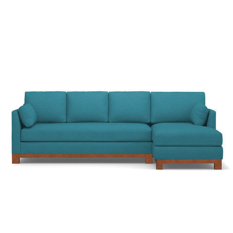 Delicieux Avalon 2pc Sleeper Sectional