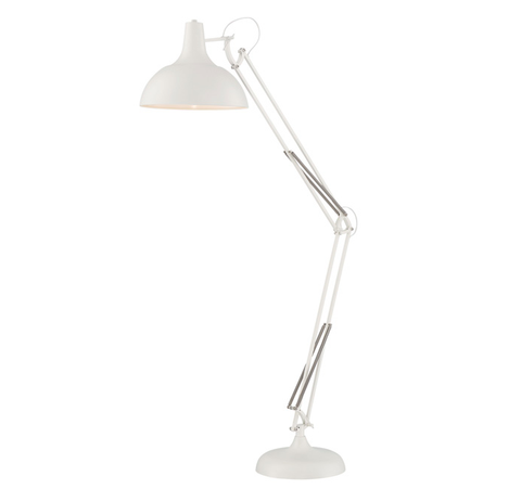 Axis Floor Lamp WHITE - Apt2B