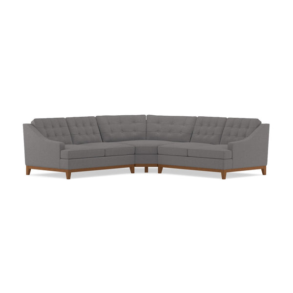 Superieur Bannister 3pc Sectional Sofa