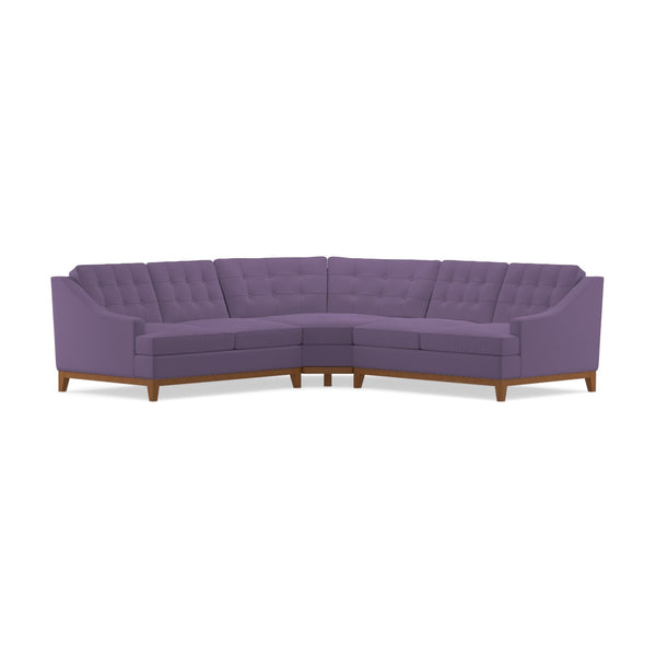 Bannister 3pc Sectional Sofa