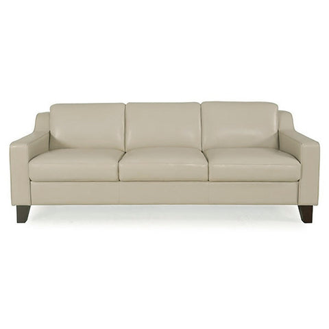 Barber Leather Sofa TAN - Apt2B - 1