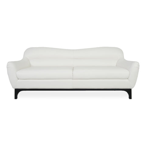 Bloomfield Leather Sofa IVORY - Apt2B - 1