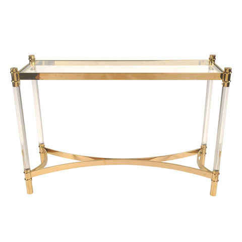 Bossier Console Table - Apt2B - 1