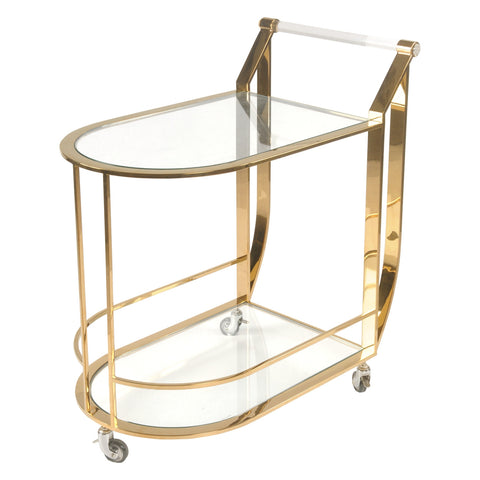 Bossier Serving Cart - Apt2B - 1