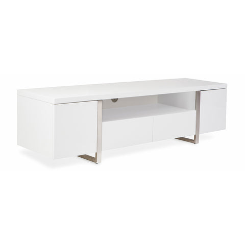 Branford TV Stand WHITE - Apt2B - 1
