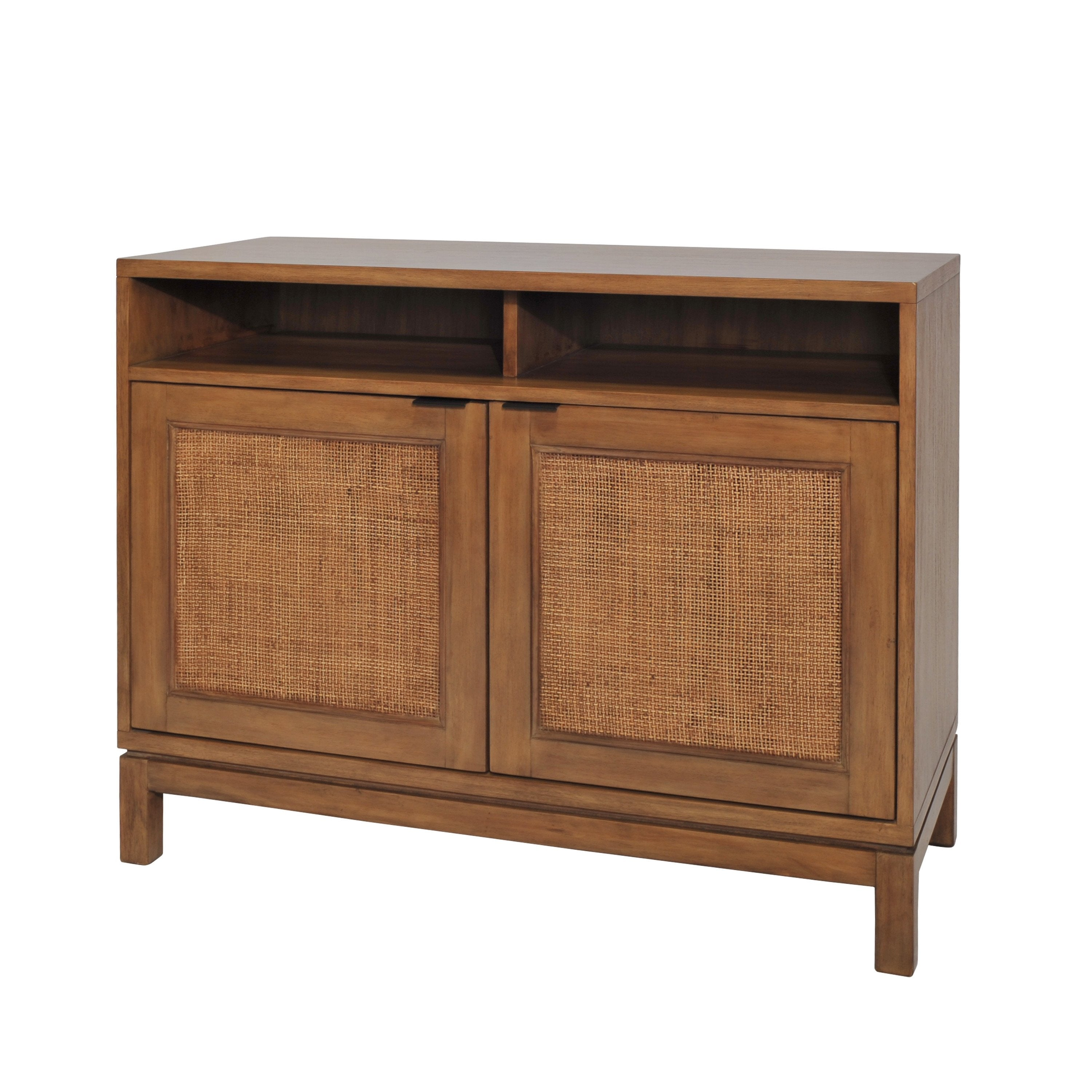 Francisco rattan panel sideboard natural apt2b for Sideboard rattan