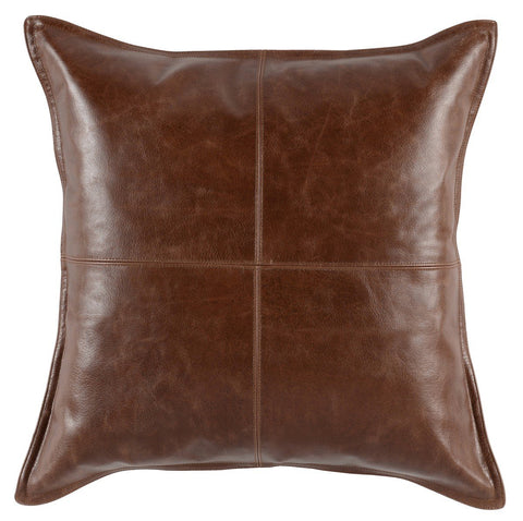 Burke Toss Pillow CHESTNUT