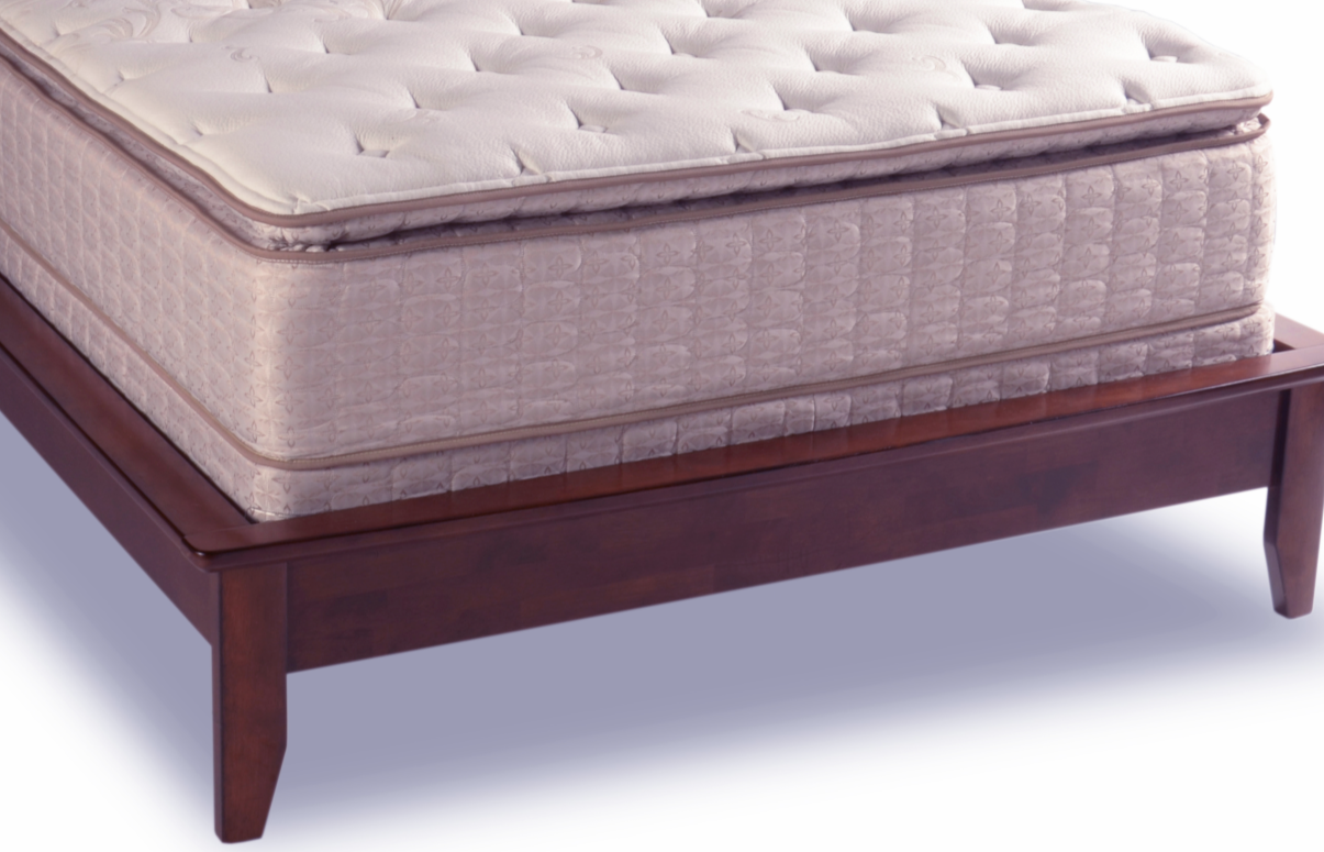 The Carmel Plush Pillow Top Mattress by Apt2B