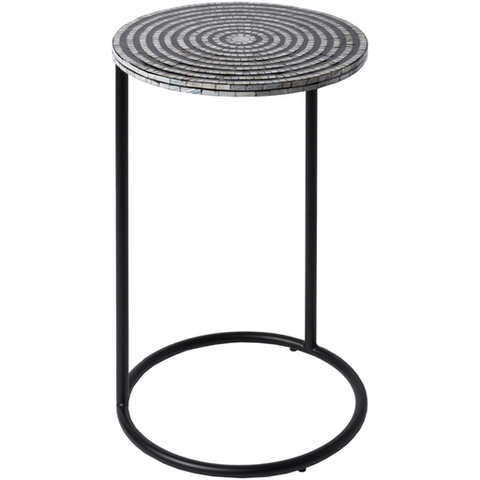 Caspian Side Table PEARL