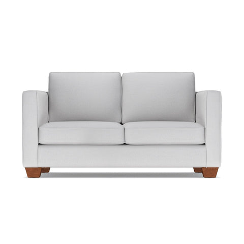 Catalina Apartment Size Sleeper Sofa in STONE - CLEARANCE