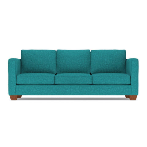 Catalina Queen Size Sleeper Sofa in OCEAN BLUE - CLEARANCE