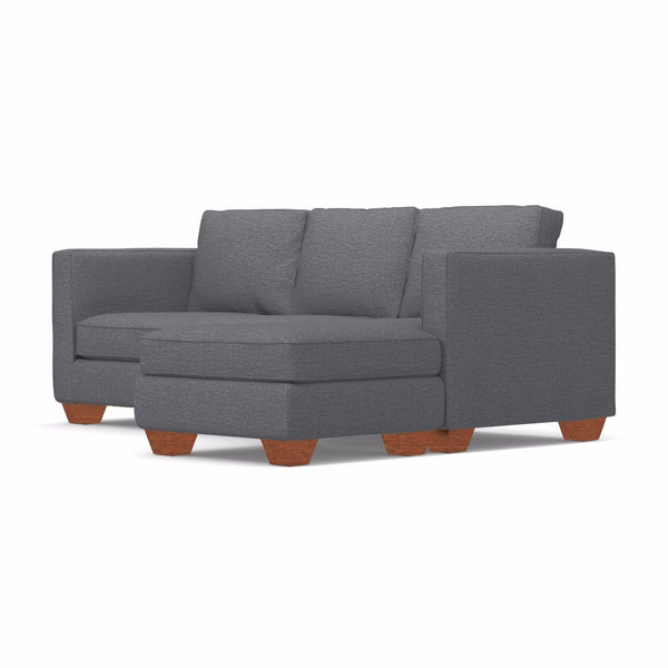 Delightful Catalina Reversible Chaise Sleeper Sofa