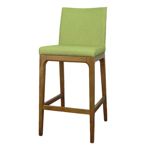 Charles Counter Stool Set of 2 LIME