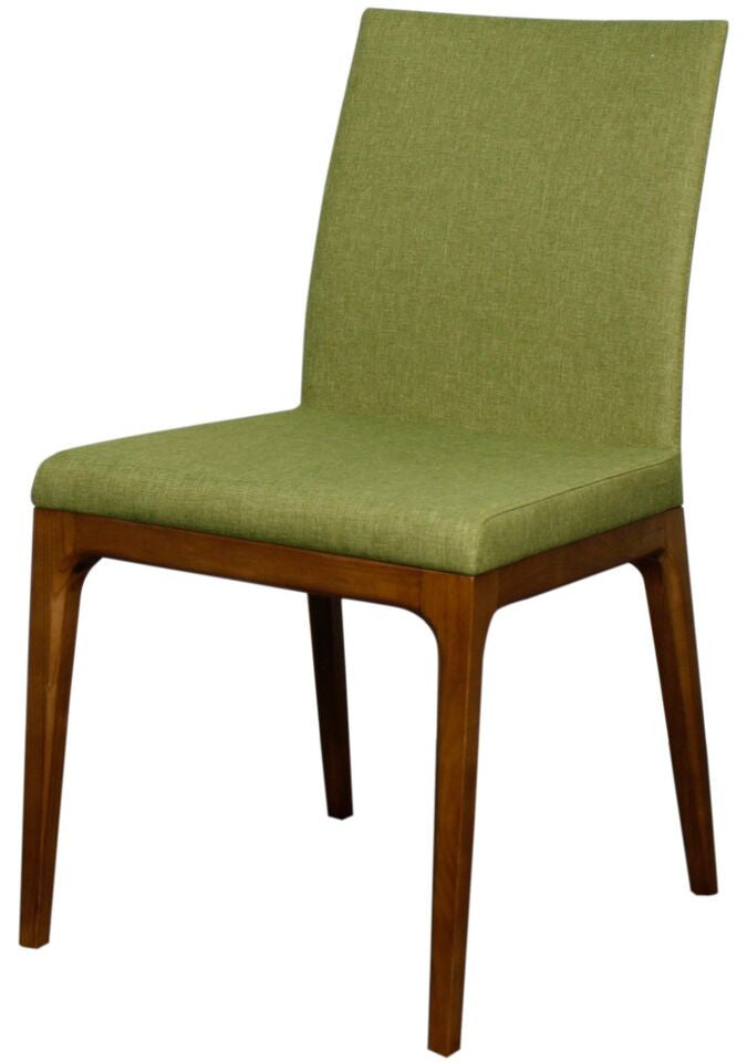 Charles Side Chair Set of 2 LIME