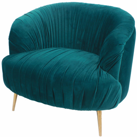 Dana Point Accent Chair EMERALD - Apt2B - 1