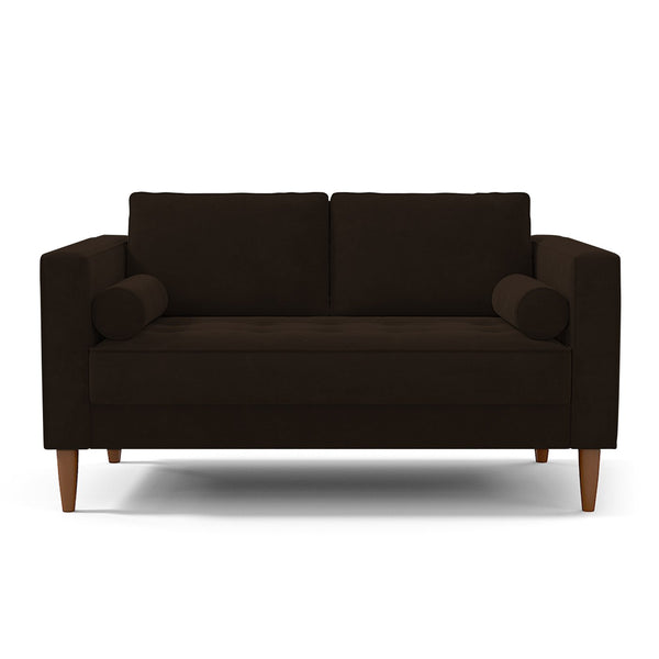 Delilah Apartment Size Sofa - Choice of Fabrics - Apt2B