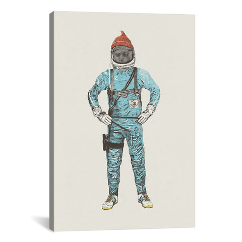 Florent Bodart ZISSOU IN SPACE - Apt2B - 1