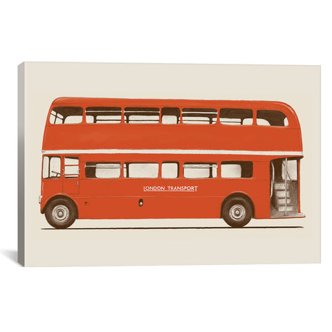 Florent Bodart ENGLISH BUS (LONDON TRANSPORT DOUBLE-DECKER) - Apt2B - 1