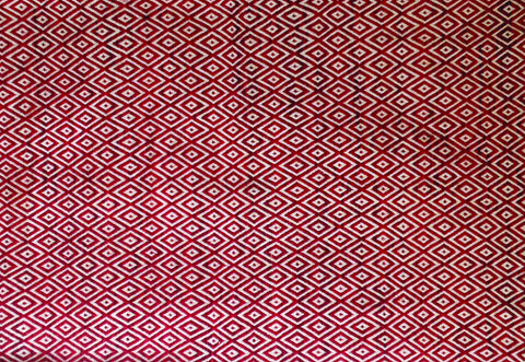 Ferguson Area Rug RED/WHITE - Apt2B - 1