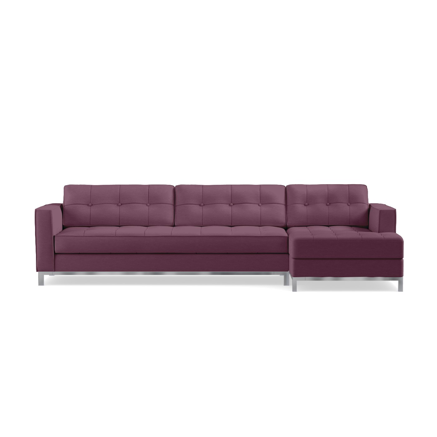 Fillmore 2pc Sectional Sofa  sc 1 st  Apt2B : purple sectional couch - Sectionals, Sofas & Couches