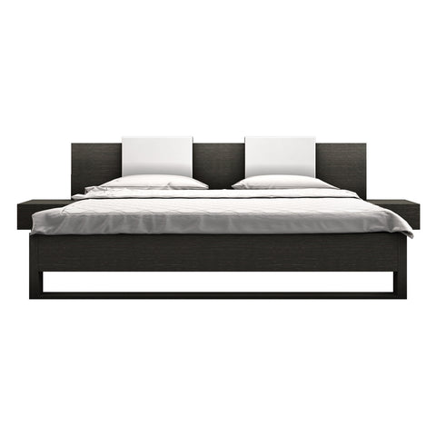 Gault Platform Bed GREY OAK - Apt2B - 1