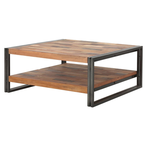 Hemlock Square Coffee Table