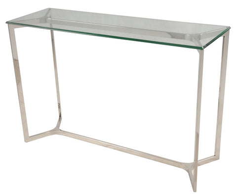 San Clemente Console Table STERLING SILVER - Apt2B - 1