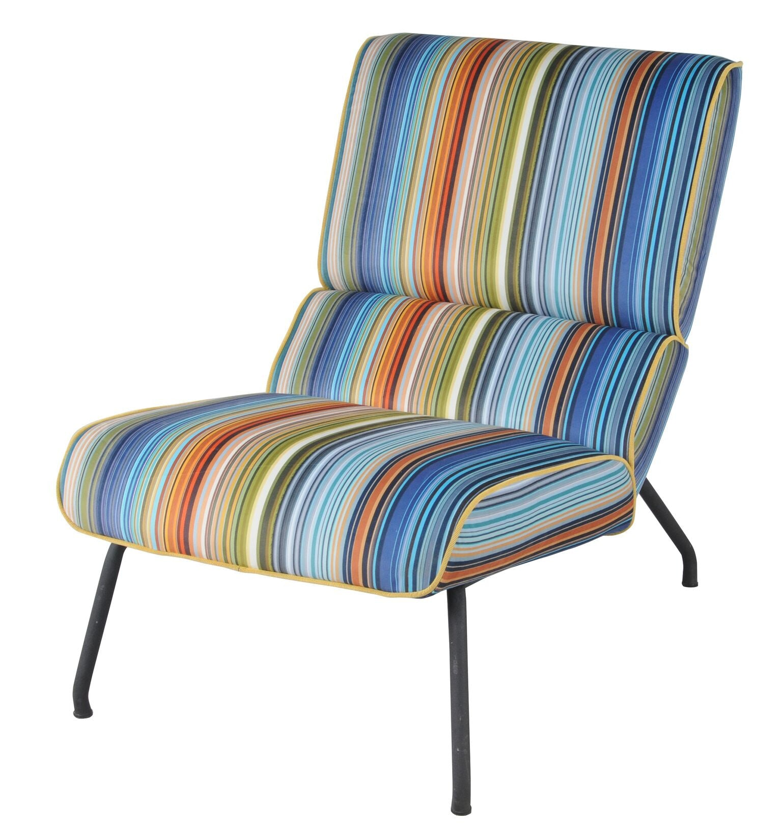 Del Mar Accent Chair TECHNICOLOR