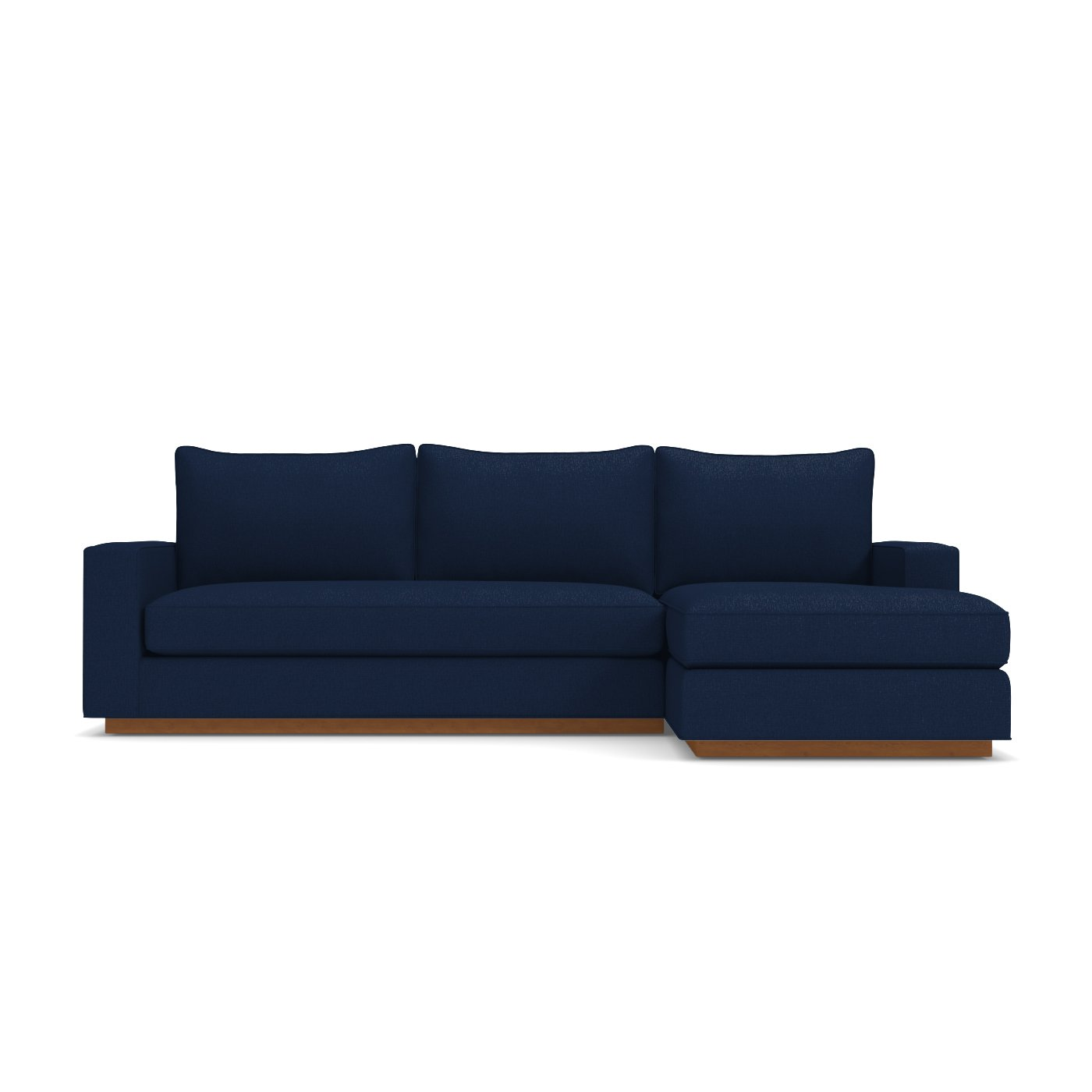 Harper 2 Piece Sectional Sofa Choice of Fabrics – Apt2B
