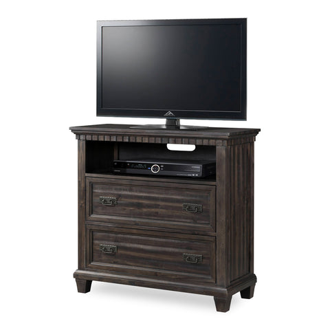 Helena Media Chest SMOKEY OAK - Apt2B - 1