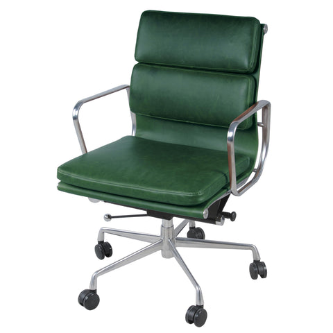 Hollman Low Back Office Chair FOREST