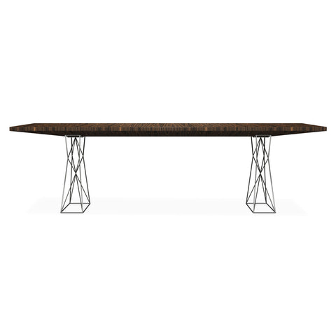 Kraven Dining Table EBONY
