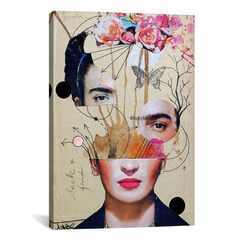 Loui Jover FRIDA FOR BEGINNERS
