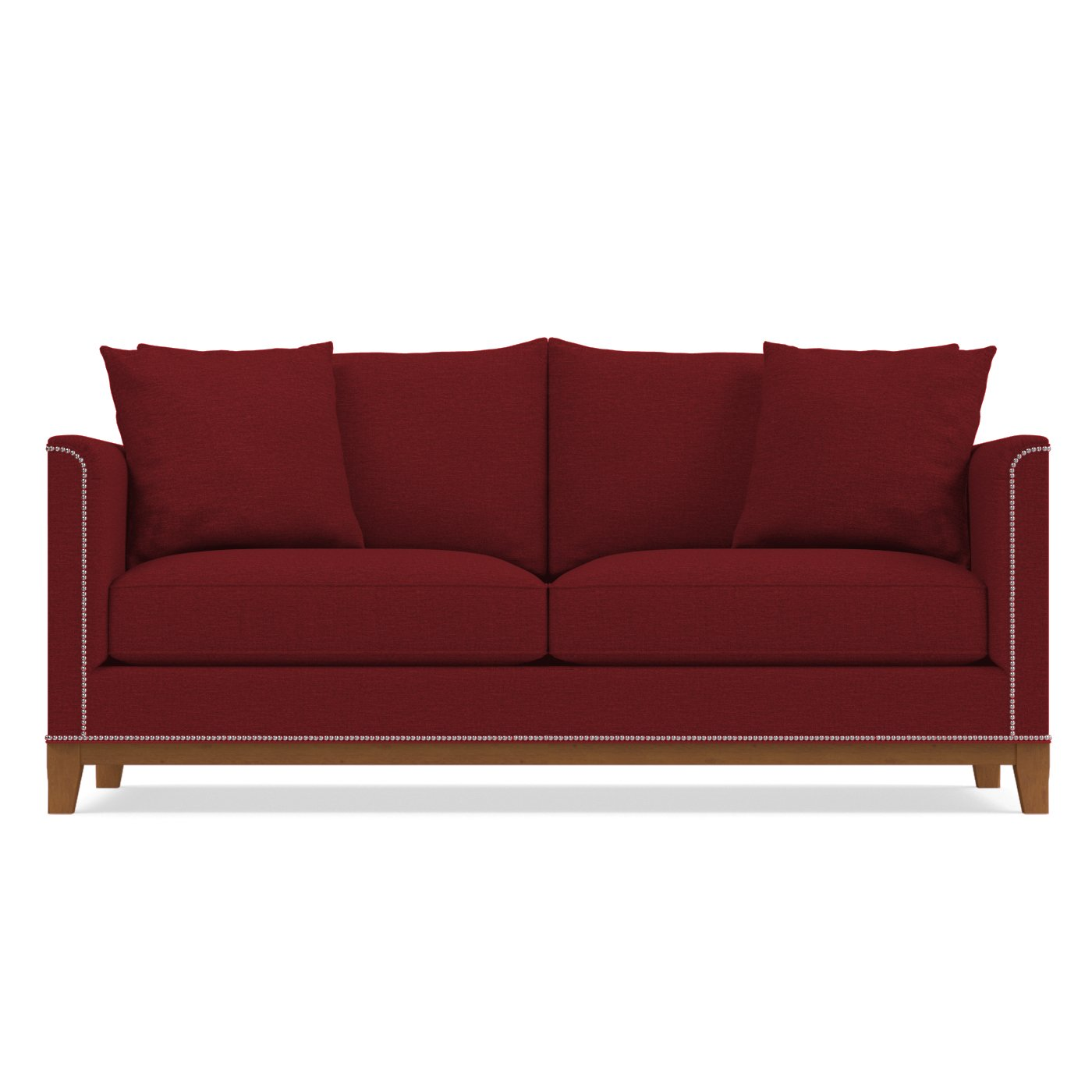 La Brea Studded Sofa Choice of Fabrics Apt2B