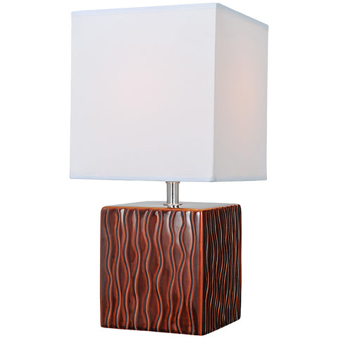 Leo Table Lamp BROWN - Apt2B