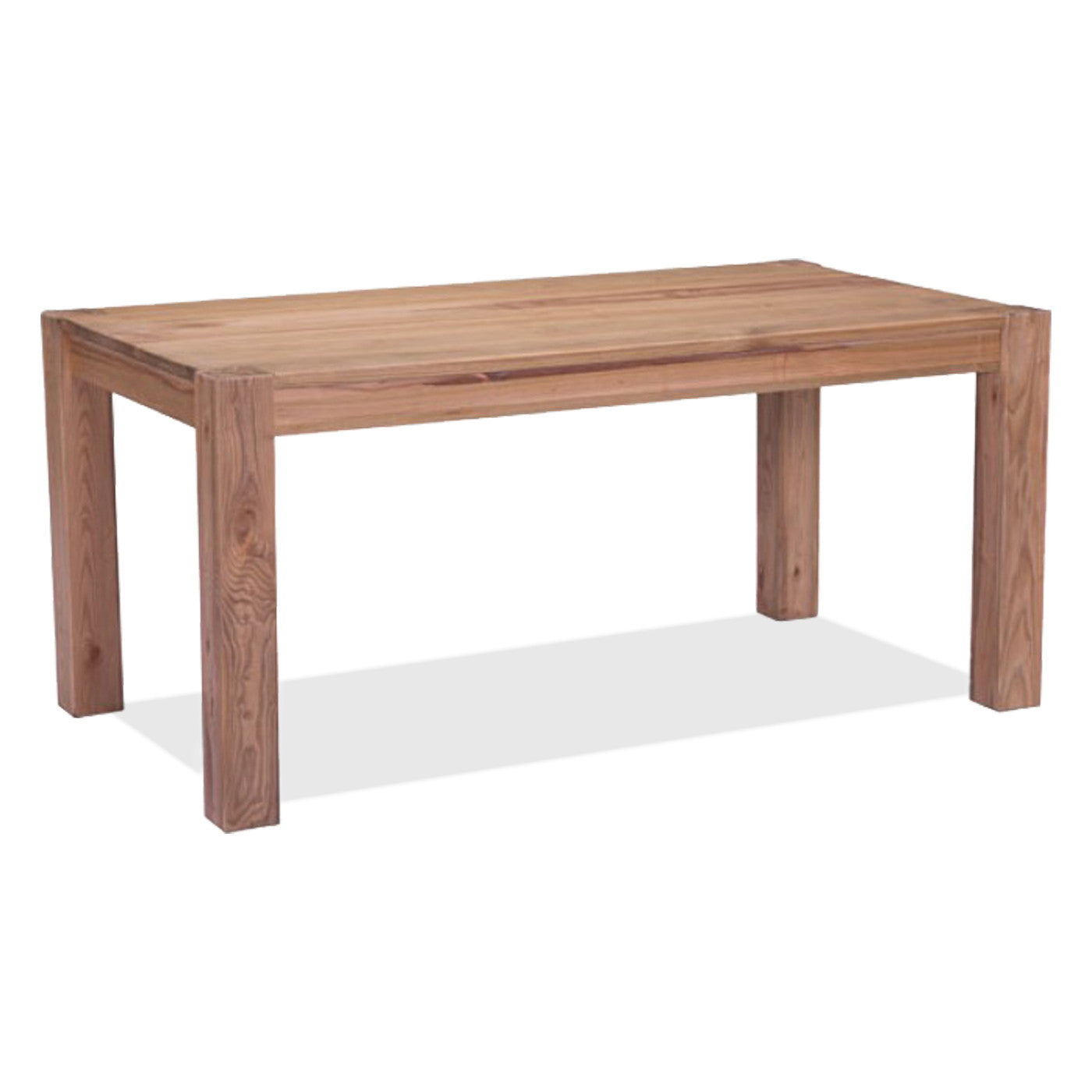 Lucca Dining Table DISTRESSED NATURAL