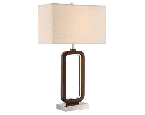 Lumiere Table Lamp with LED Mood Light - Apt2B