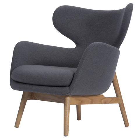 Luther Arm Chair STORM GRAY