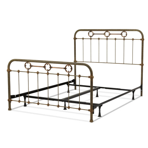 Malloy Metal Bed