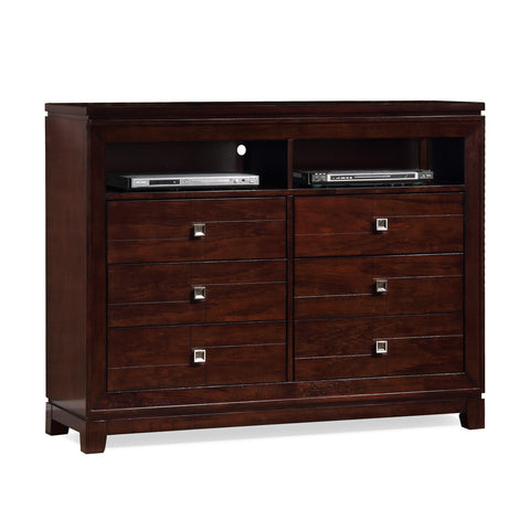 Machester Media Chest CHERRY - Apt2B