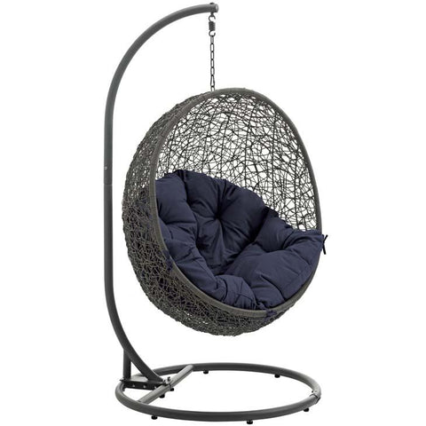 Mara Hanging Chair OXFORD BLUE