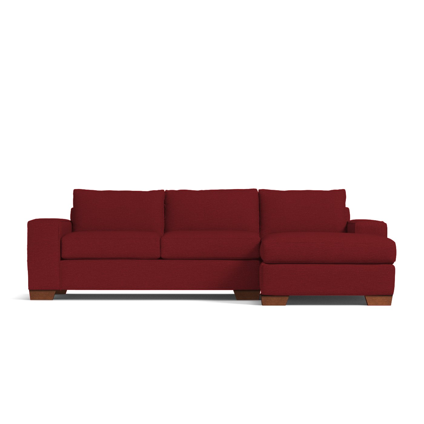 Melrose 2pc Sectional Sofa CHOICE OF FABRICS – Apt2B