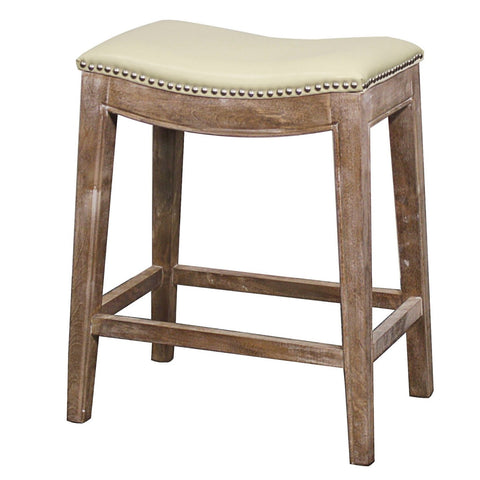 Mesa Counter Stool RUSTIC GREY/BEIGE