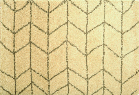 Mildred Area Rug IVORY/CHARCOAL - Apt2B - 1