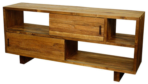 Ohno Media Stand RECLAIMED TEAK WOOD - Apt2B