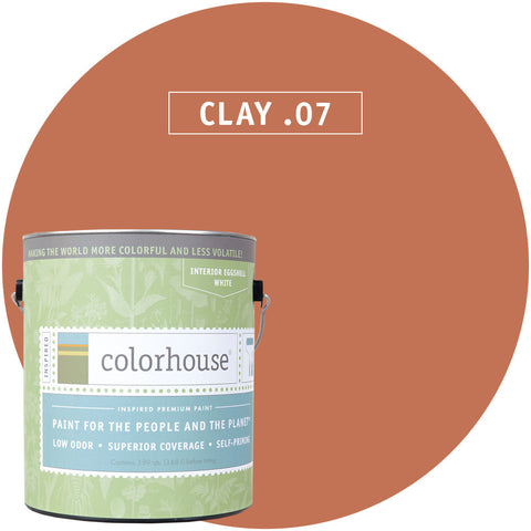 Paint by Colorhouse CLAY .07