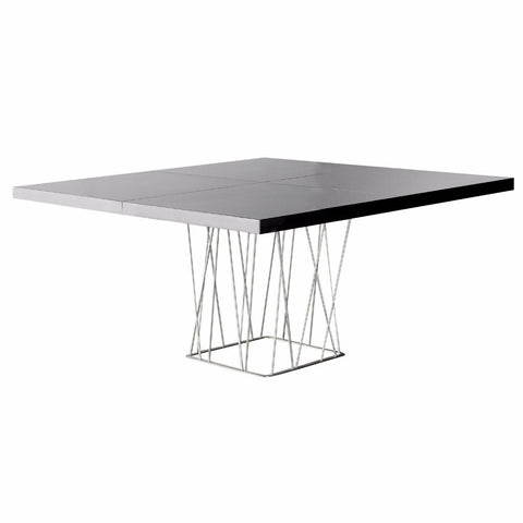 Parker Dining Table BLACK